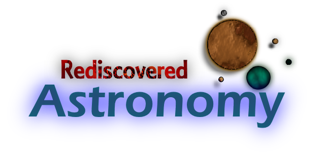 Astronomy Rediscovered